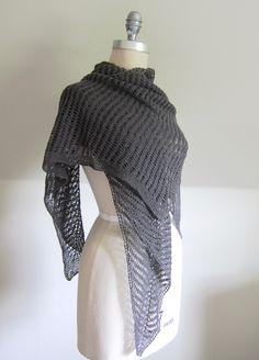 GETTING WARMER Simple and stylish, GETTING WARMER is a light and cozy cowl worked from the bottom up,transitioning from easy 2×2 rib to garter stitch in the round with regular decreases. It c…
