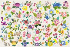 Well, today I wanted to share my some of my favorite digital items that I'd been drooling over and been wanting to add to my digital library -like, yesterday! So, let's start off with this gorgeous gorgeous goreousHandrawn digital watercolor flower clip art- pack #4 byGraphic Box that has been literally calling my name! It …