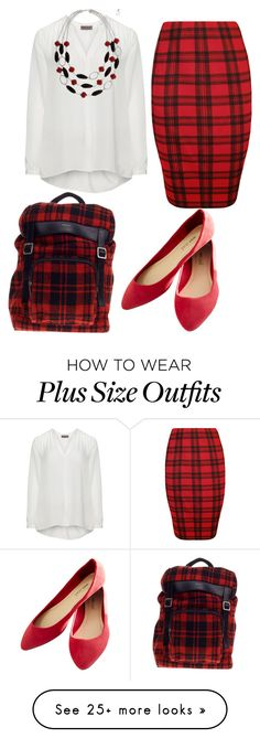 """plus size kim"" by aleger-1 on Polyvore featuring Wet Seal, Open End, WearAll, Erica Lyons, Yves Saint Laurent and plus size clothing"