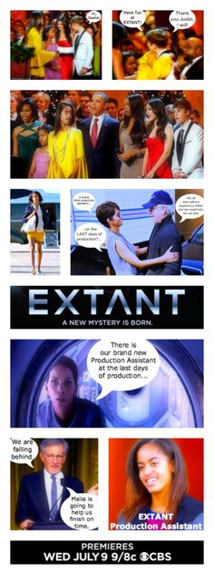 1st issue of #KeepingUpWith #TheObamas is out! http://www.vulture.com/2014/06/malia-obama-extant.html #Extant #MaliaObama #fashion #HalleBerry #FT #NCIS