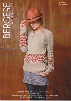 Sweater in Bergere de France Magic+ - 33662 - New in Store - Favorites - Yarns