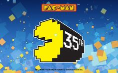 #PacMan + Tournament: A free #classic. Check this and more #free #game #reviews at our website. #Arcade #games #mobile #Android #iPhone #Bandai