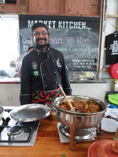 Hobsonville Point Farmers Market Auckland NZ Sri Lankan Cooking demonstration in Auckland www.cookingmasterclass.co.nz Facebook: Sri lankan cooking School NZ Living In New Zealand, Curry Spices, Auckland New Zealand, Cooking School, Farmers Market, North West, Facebook, Ethnic Recipes, Food