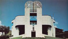 Mario Botta, Single Family House, 1984-1988