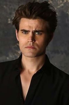Paul Wesley, cute looking