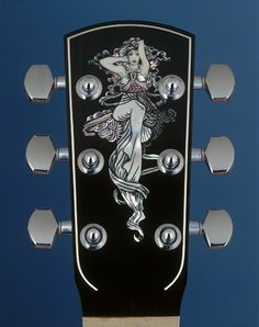Custom Headstock from Brook - The Acoustic Guitar Forum