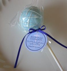 Baptism Tags for cake pops lollipops and by SimplyDivineDesserts, $12.00
