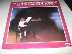 Alain Morisod Et Sweet People - Le P Tit Garçon Au Piano