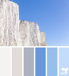 Color Cliff via @designseeds