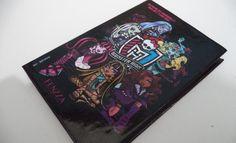 "Resenha: Estojo de sombras ""Freaky Fabulous"" da Monster High | Nerdivinas"