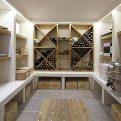 Image result for wine shelving
