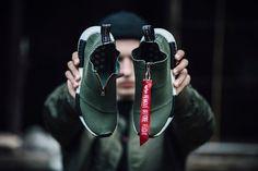 adidas NMD City Sock x Alpha Industries MA-1 custom by Zulu Kuki (via theillest)