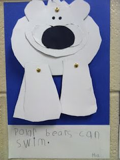 Penguin's friend... the Polar Bear