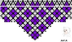 This Pin was discovered by TC Bead Loom Patterns, Peyote Patterns, Beading Patterns, Beaded Necklace Patterns, Beaded Jewelry, Native American Beading, Beaded Bags, Beading Tutorials, Loom Beading