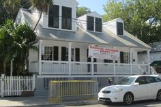 The Key West Oldest House.