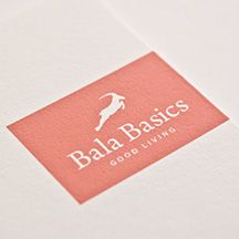 business cards- glasses logo