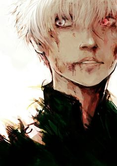 One eyed ghoul kaneki