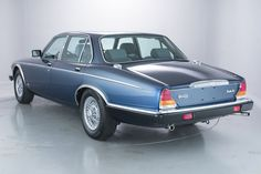 1988 Daimler Double Six - Series 3 5.3 Left hand drive; 2100 miles from new   Classic Driver Market