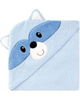 Image result for blue and white hooded towel animal