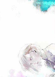 Tokyo Ghoul √A → Episode 02 ↳ ED illustrations ... - 球体モノリス