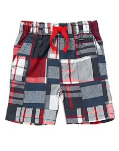 U.S.A. Patchwork Shorts from Gymboree on Catalog Spree, my personal digital mall.
