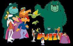 #Muzzy #Kids #TV