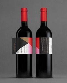 Wine Design / Wine / Bottle / Premium / Wine Label / Packaging