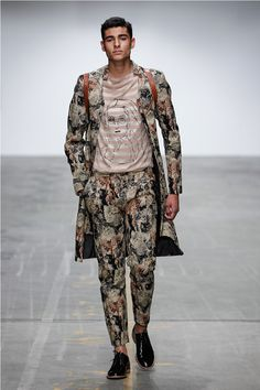 Fucking Young! » Amit Baruch Fall/Winter 2013