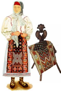 Moldova, Folk, Costumes, Traditional, Embroidery, Google, Style, Folklore, Swag