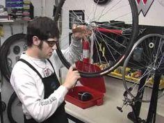 Bike Garage - The Ultimate Bike Repair (Bicycle Maintenance) - YouTube