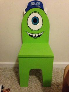 iChart Дети Майк стул - Детская мебель