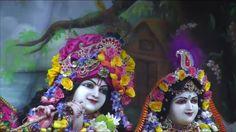 #Hare #Krishna #Iskcon #London #shringar #arti 28.2.16#live #Mayapur.tv by dishantbt05