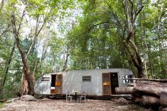 Check out this awesome listing on Airbnb: 50's Trailer Upstate Catskills Farm - Campers/RVs for Rent in Woodridge: trailer rental, airstream rental new york - Get $25 credit with Airbnb if you sign up with this link http://www.airbnb.com/c/groberts22