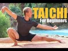 10 Tai Chi Moves for Beginners - 14 Minute Daily Taiji Routine - YouTube (scheduled via http://www.tailwindapp.com?utm_source=pinterest&utm_medium=twpin&utm_content=post187303965&utm_campaign=scheduler_attribution)