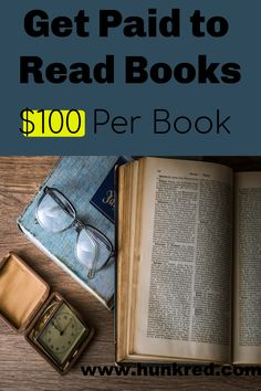 Get Paid to Read Books in 2019 Ways) - HunkRed Work From Home Jobs, Make Money From Home, Way To Make Money, Make Money Online, How To Make, Job Work, Money Matters, Online Work, Money Tips