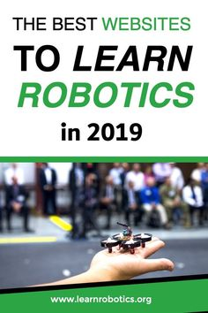 Want to learn robotics online? Here are 9 websites to help you gain coding skills specifically for the field of robotics and robotics engineering. Robotics Projects, Robotics Engineering, Online Coding Courses, Simple Arduino Projects, Robot Programming, Learn Robotics, Technology Careers, Hobby Electronics, Extensions