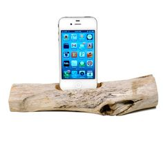 Fab.com | Docksmith: Driftwood Dock iPhone 4/4S, at 10% off!