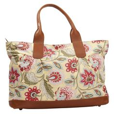 Amy Butler for Kalencom Abina Tote Bag - Deco Blooms, Women's - AB104DECOBLOOM