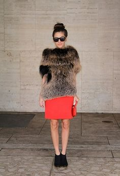 Street Style From New York Fashion Week: Days 5 and 6 | StyleCaster