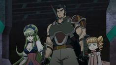 Ixion Saga DT Episode #21 Anime Review