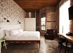 I Would Stay There…The Wythe Hotel.