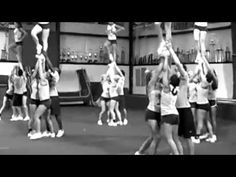 Cheerleading: What They Don't Know. No matter if its competition or high school its still hard. Getting back up in a stunt after you fall is hard Cheer Jumps, Cheer Stunts, Cheer Dance, Olympic Games Sports, Olympic Gymnastics, Cheer Coaches, Cheer Mom, Cheer Quotes, Cheerleading Quotes