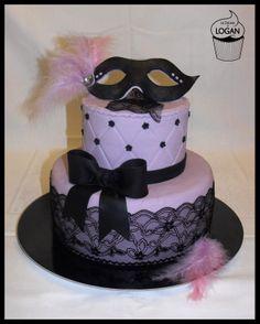 Torta burlesque
