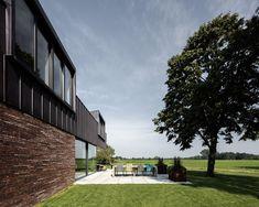 EVA Architecten, Sebastian van Damme · Villa IJsselzig