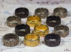 Legend Of Zelda Song Rings #zelda #legendofzelda #merch #merchandise #nintendo