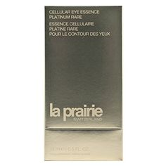 La Prairie Cellular Eye Essence Platinum Rare Serum, 0.5 Ounce *** You can find out more details at the link of the image.