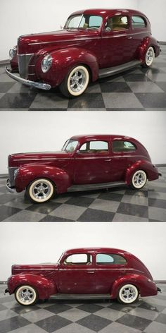Custom Cars For Sale, Glossy Paint, Ford