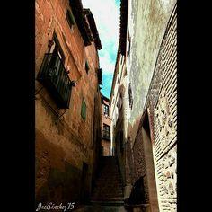 Callejón del Diablo. #Toledo #igerstoledo #igersclm