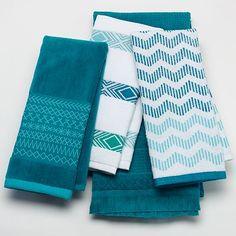 Carnivale Bath Towels
