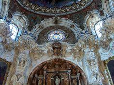 Sacristía del Monasterio de la Cartuja de Granada. (vía flickr)